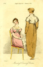 Lady's magazine 1821