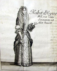 Le Mercure Galant 1678