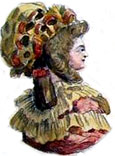 Fashion and hat in 1785