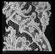 Argentan lace needle-point france